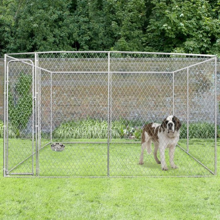 chenil chien 16m2