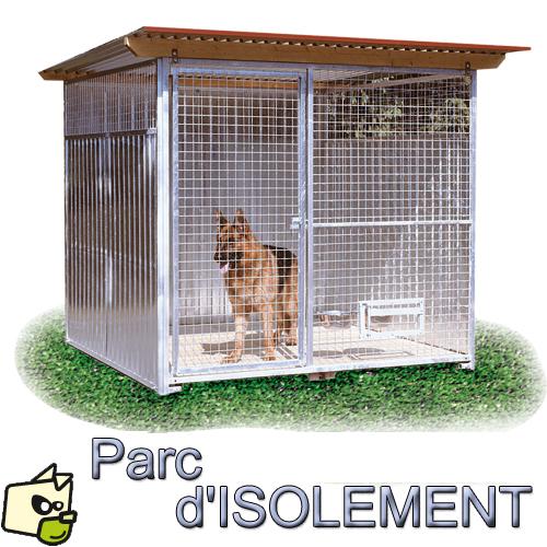 chenil chien 34