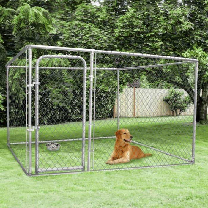 chenil chien 65