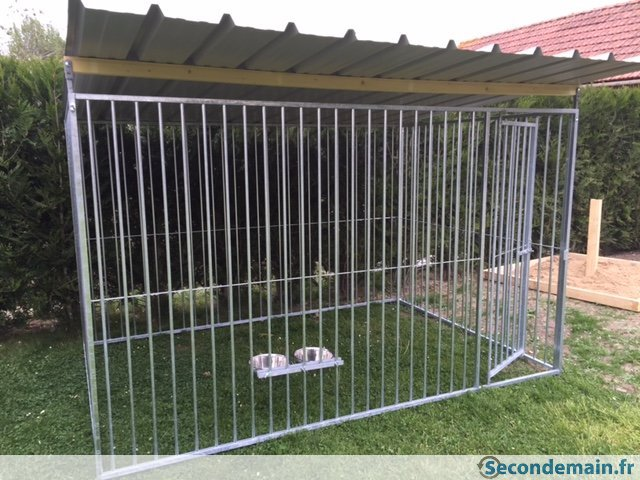 chenil chien 6m2