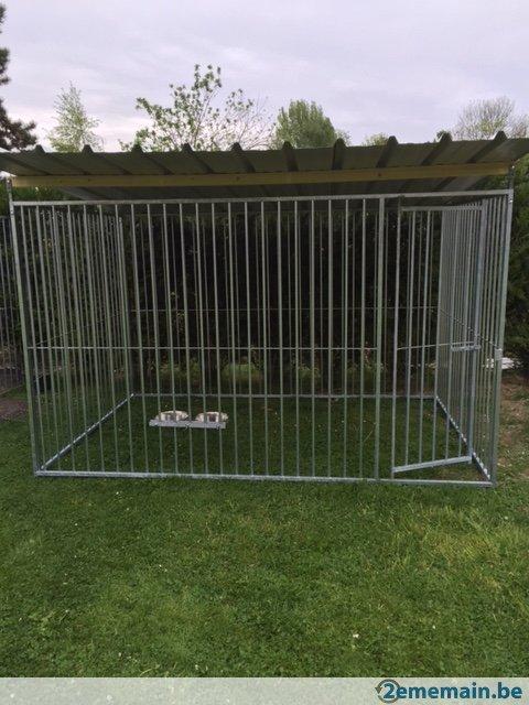 chenil chien occasion belgique garde de chiens
