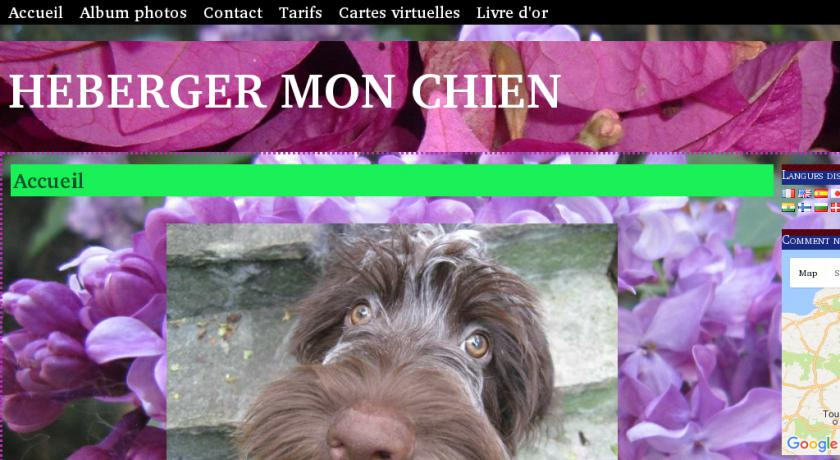 pension chien 91