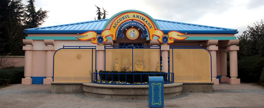 pension chien disneyland paris