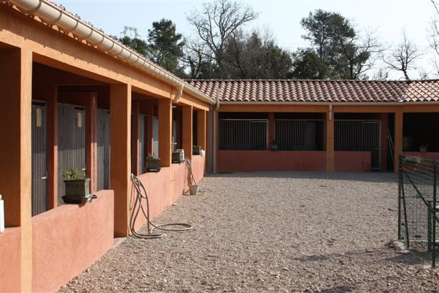 pension chien ollieres