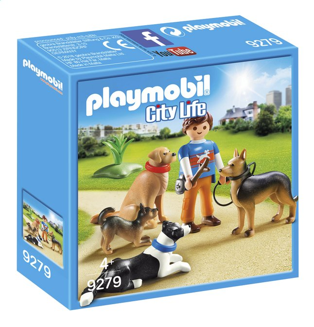 pension chien playmobil
