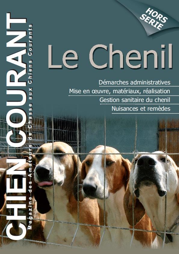 chenil chien 974