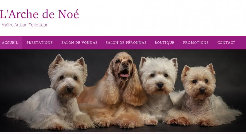 pension chien six fours